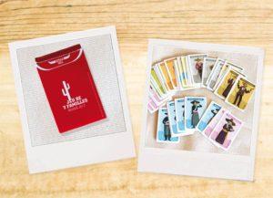 jeu de cartes 7 familles mexicaines