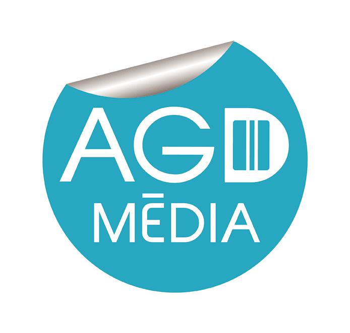 logo AGD MEDIA